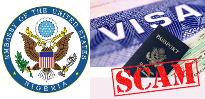 US Embassy cautions Nigerians of work visa scam