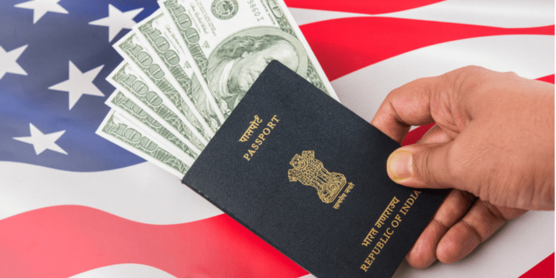 US VISA biden trump