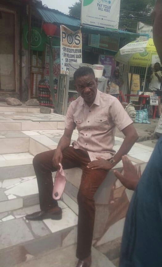 How man narrowly escaped death as speeding tipper rammed into him in Rivers-TopNaija.ng