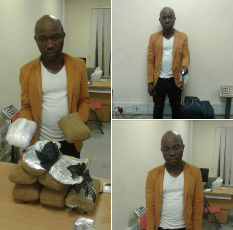 Over N2bn worth of illicit drugs intercepted by NDLEA at Lagos airport-TopNaija.ng