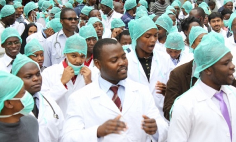 FG, Reps in prolonged meeting with resident doctors over strike