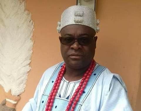 Oba David Oyewumi 1