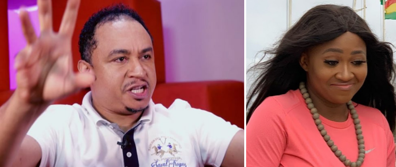Actress Mary Nkoju countered by Daddy Freeze over her comment on men paying bills in marriage