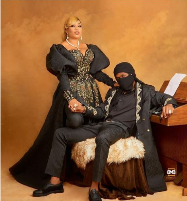 Toyin Lawani releases her pre-wedding photos barely one week after her father's death,
