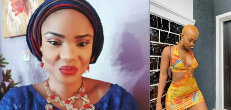 Actress, Iyabo Ojo slammed for praising daughter, Priscilla in her seductive clothes