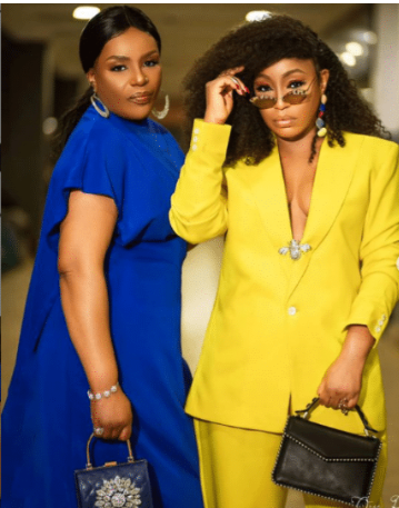 Nollywood Actress, Rita Dominic pens down lovely tribute to her elder sister as she turns a year older