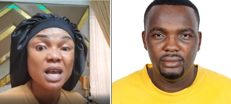 You are really mad - Iyabo Ojo curses Yomi Fabiyi for requesting for the CCTV footage of Baba Ijesha's rape scandal