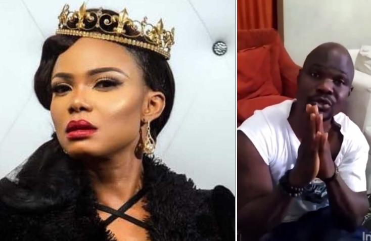 Actress, Iyabo Ojo and Comedian, Princess storm Panti police station to stop the release of Baba Ijesha [VIDEOS]