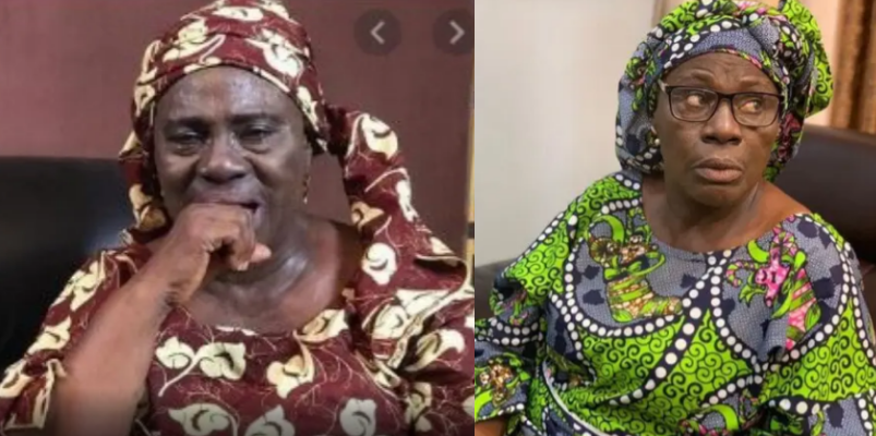 My heart is shattered - 78 year old veteran actress, Mama Rainbow