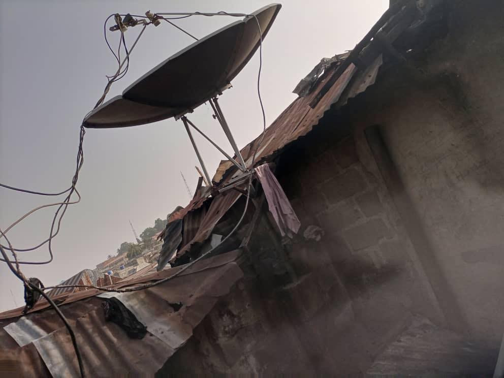 Tragic!!! Two children burnt to death as fire razes house in Niger state [PHOTOS]-TopNaija.ng