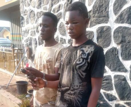 Two arrested for robbing rice merchant in Ogun-TopNaija.ng
