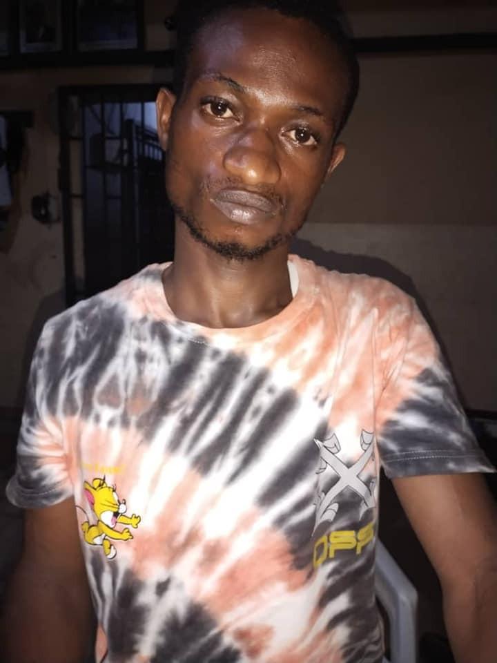 Police arrest Suspected drug dealer with cocaine in Delta-TopNaija.ng