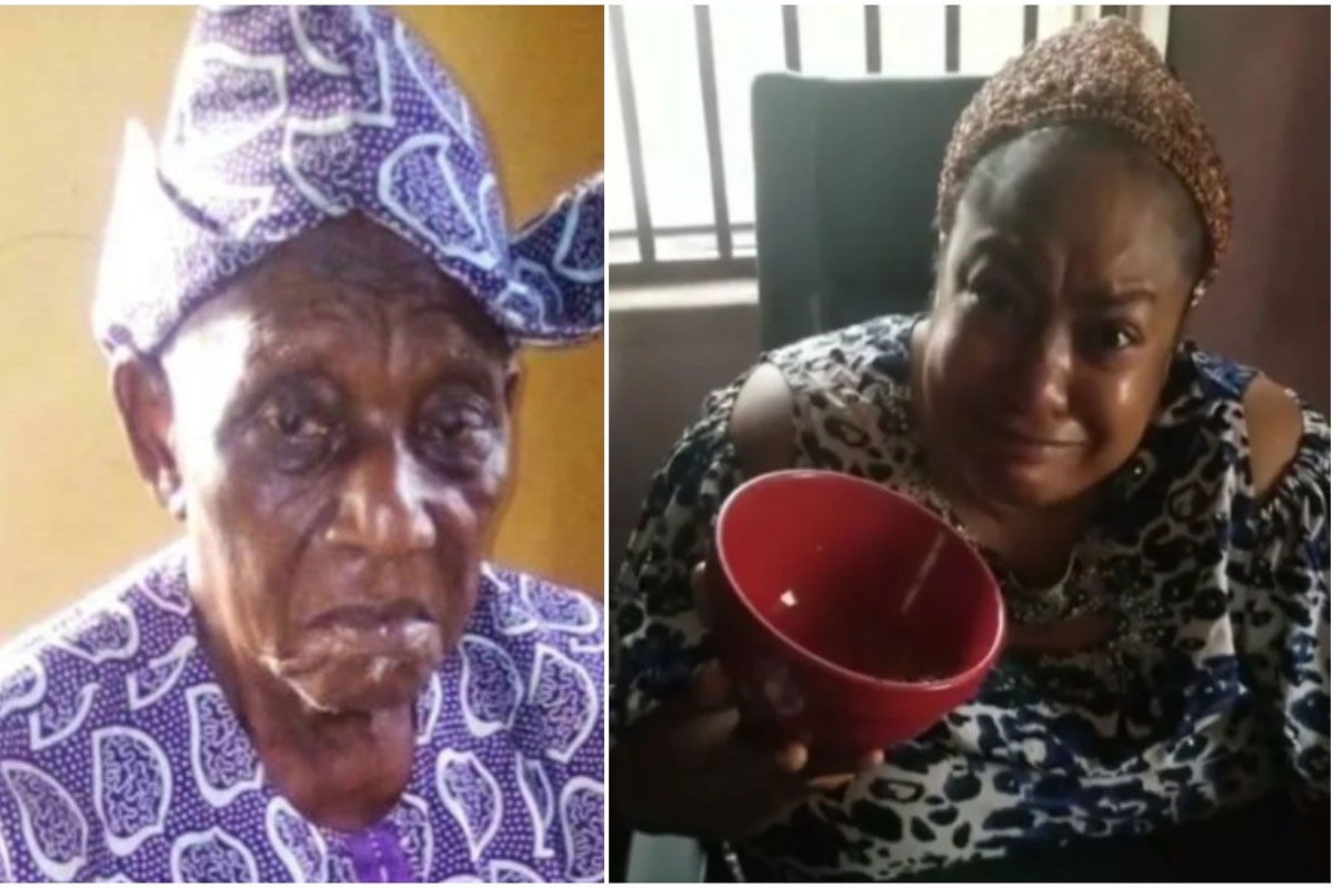 Funke Daramola gets slammed with curses for embezzling funds meant for aged veterans of Nollywood