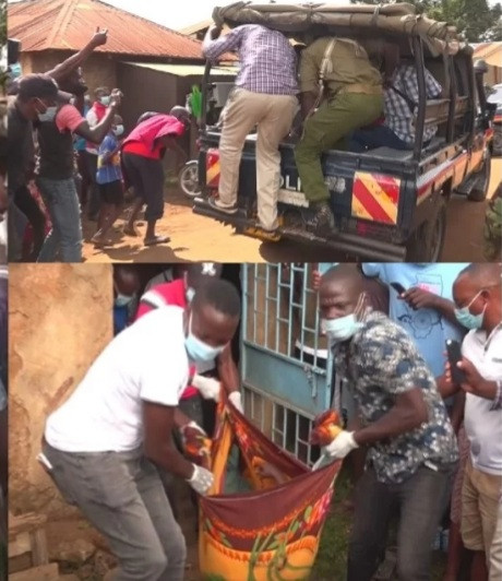 Kenyan man beheads his grandmother and takes her head to the police station-TopNaija.ng