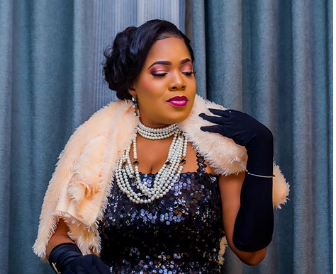Toyin Abraham to give her fans cash donations, foodstuff and many more items