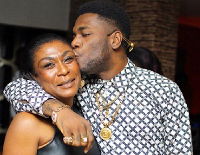 I was just managing him – Burna boy's mother, Bose Ogulu reveals