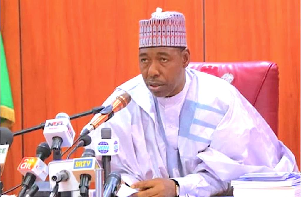 ISWAP not controlling parts of Borno State - Governor Zulum