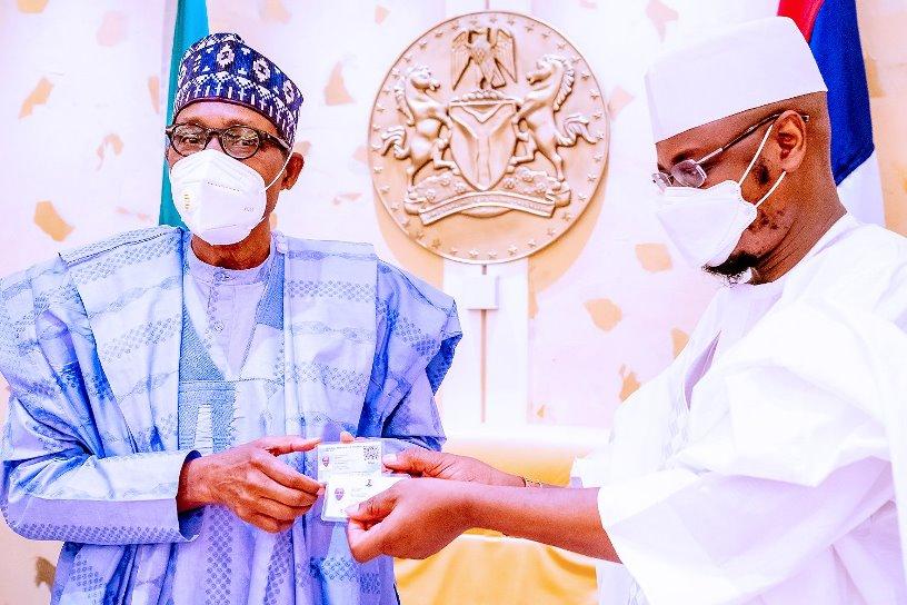 NIN-SIM linkage will assist us to identify 'crooks', Buhari declares