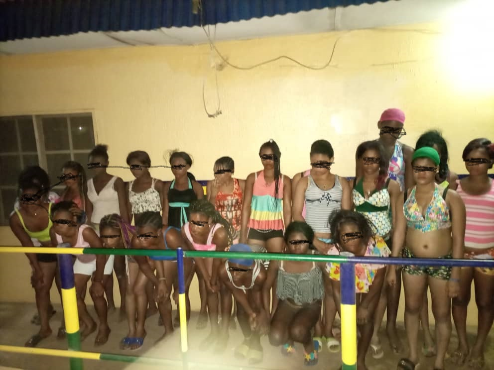 Ogun prostitution teenagers