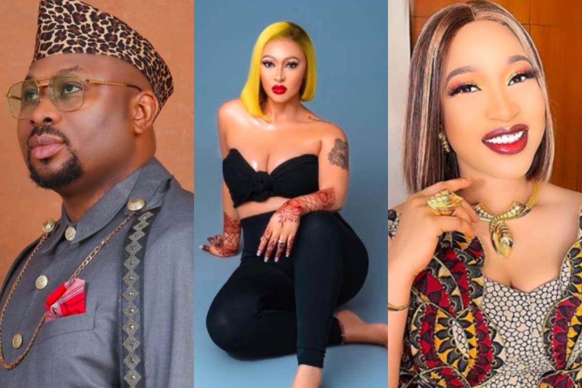 I chop your own, you chop another - Rosy Meurer reacts to Tonto Dikeh's post