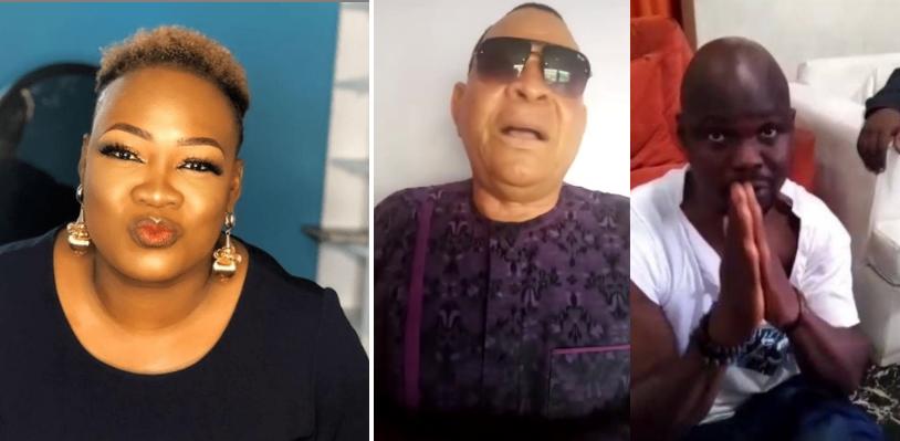 ANTP President, Adewale Elesho appeals to Princess to forgive Baba Ijesha [VIDEO]