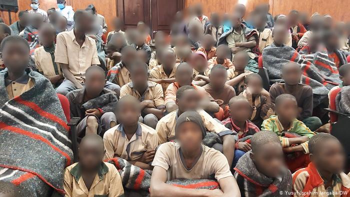 kidnapped students kaduna