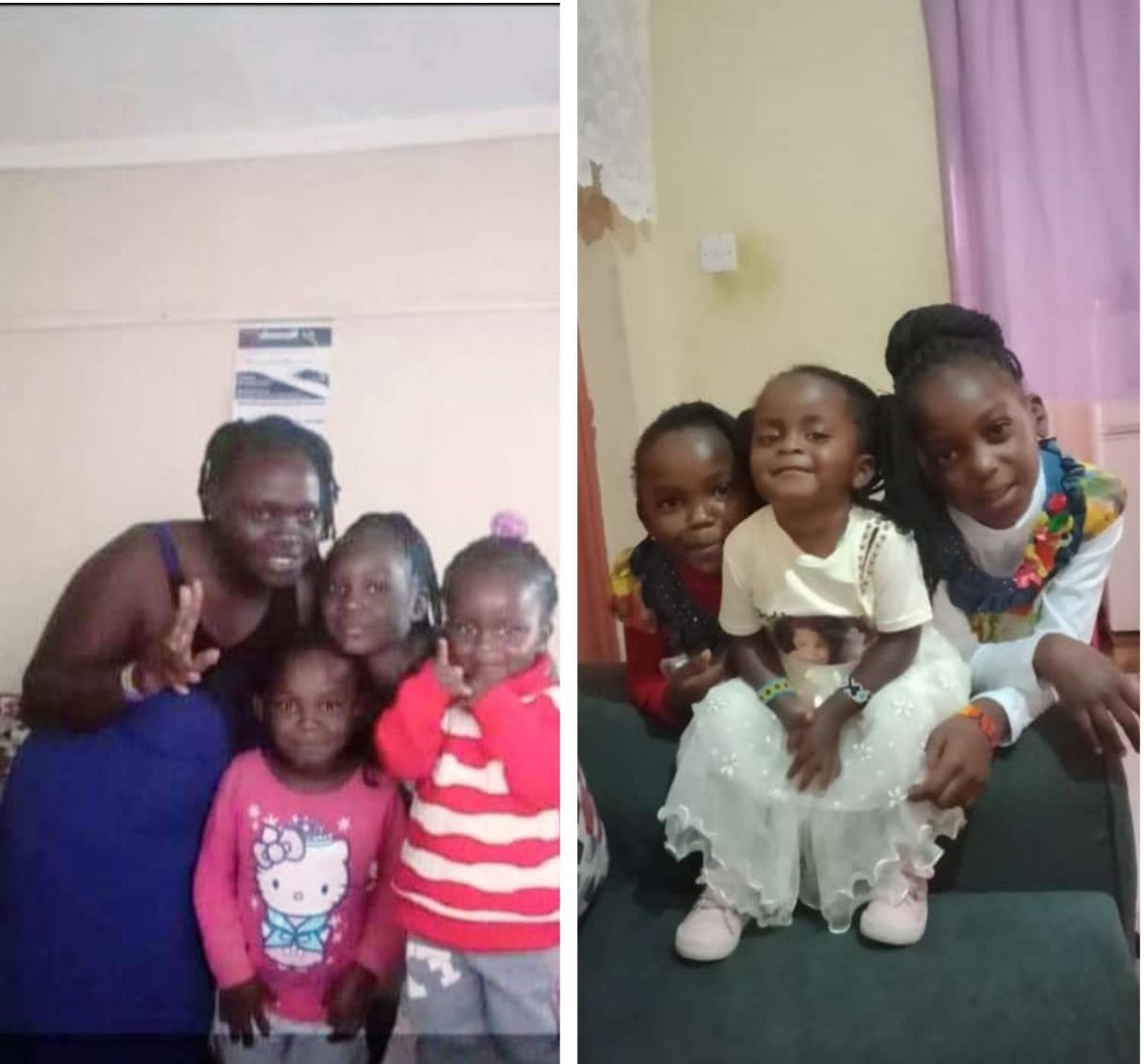 Tears as Kenyan woman loses her three children, nanny in house fire-TopNaija.ng