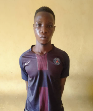 Police arrest man for allegedly killing his mother-in-law in Ogun [PHOTO]-TopNaija.ng
