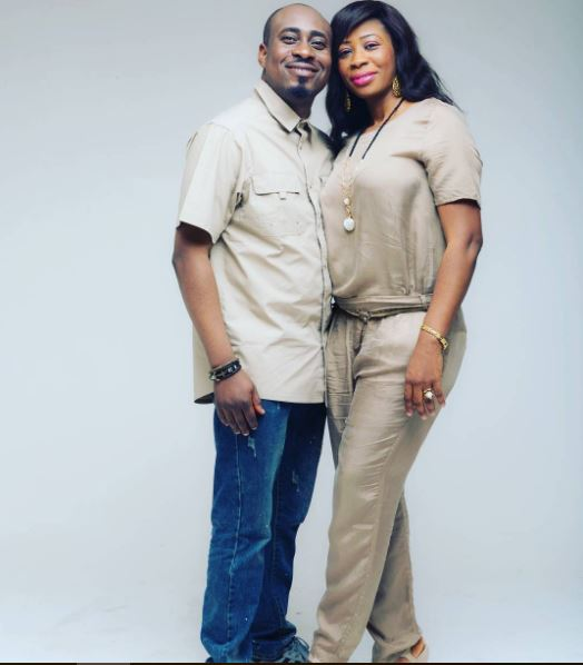 Famous Comedian, Owen Gee and his wife marks 13th wedding anniversary