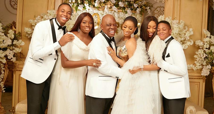I pray God grants my husband long life – Sade Okoya cries out