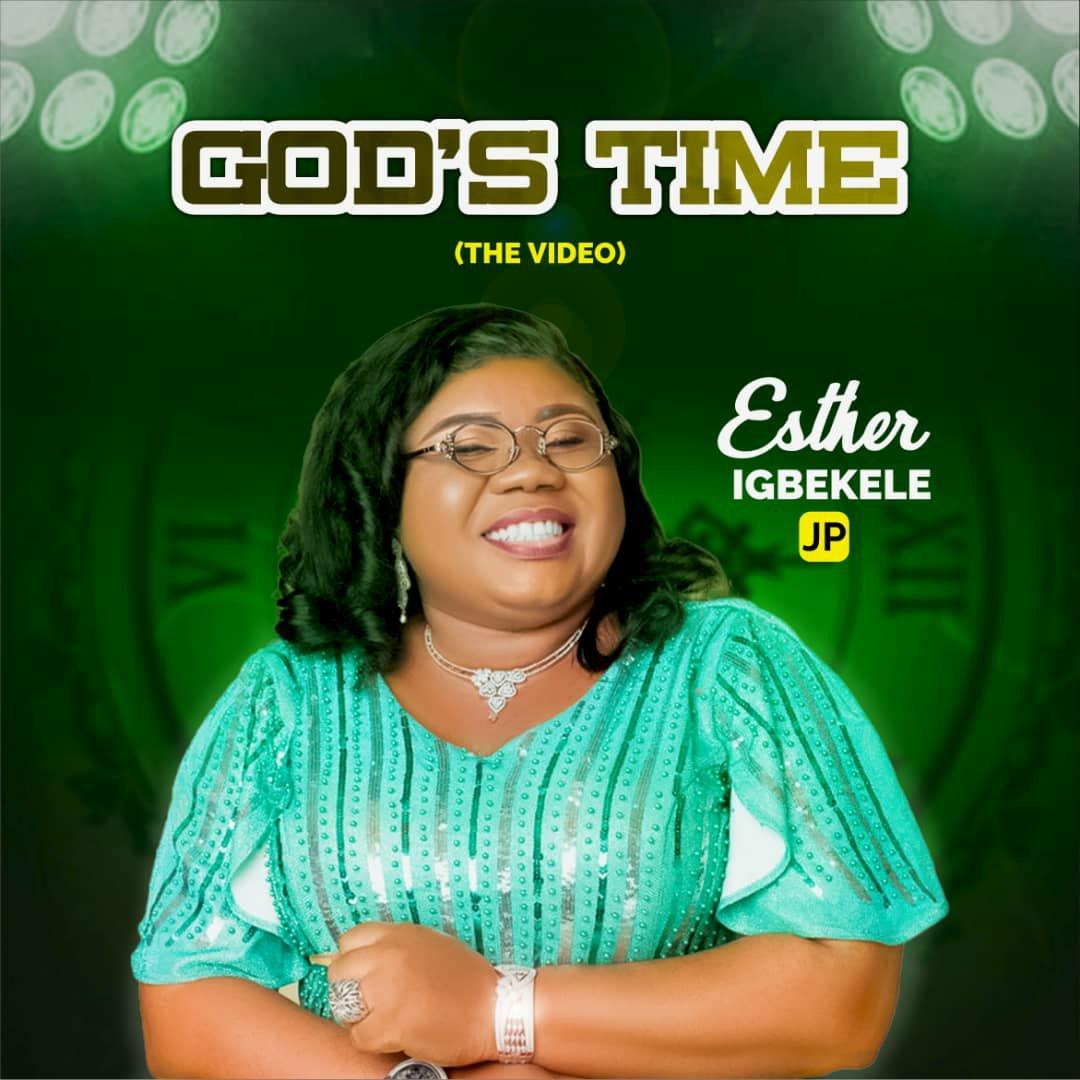 Esther Igbekele – God's Time [VIDEO]-TopNaija.ng
