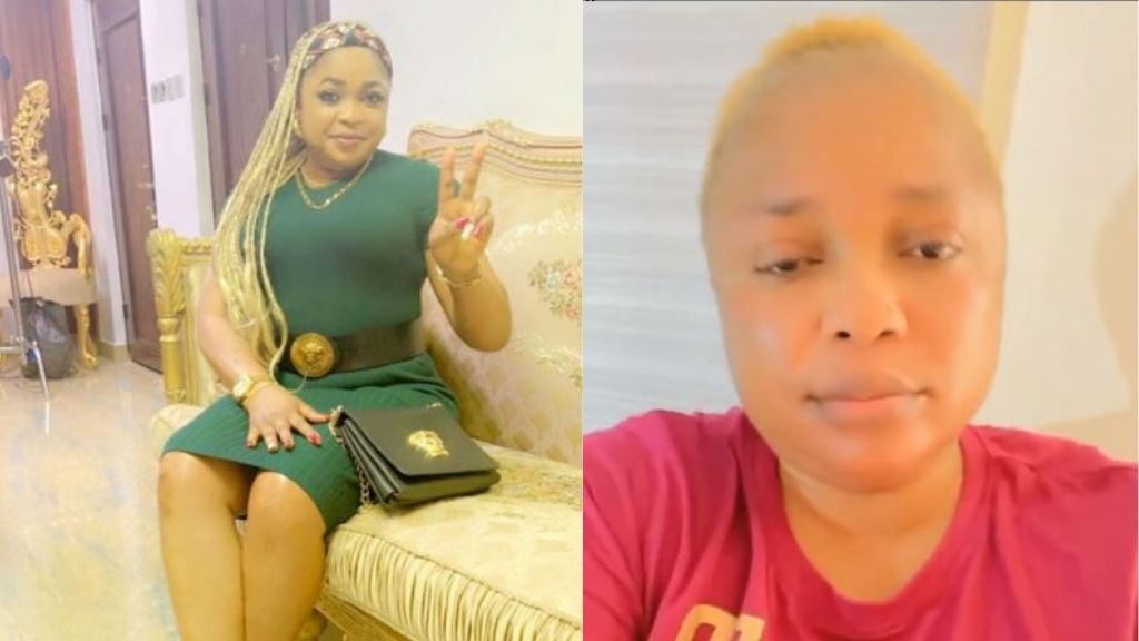 I'm just fat, I killed no one - Actress, Kemi Afolabi says as she couldn't fit in her dress