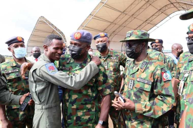 Bandits shot down NAF Alpha jet, pilot rescued in Zamfara State
