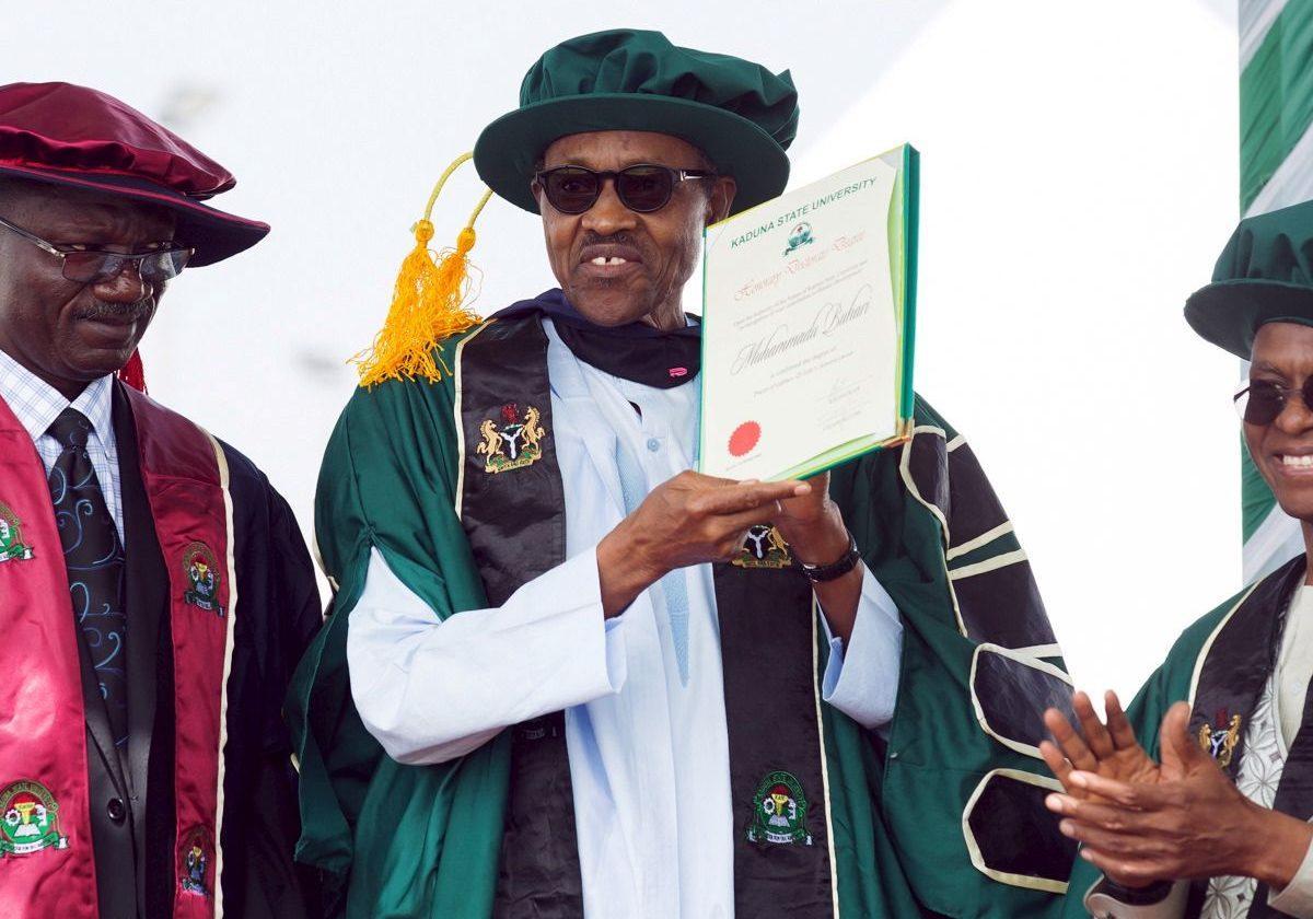 Buhari education nigeria