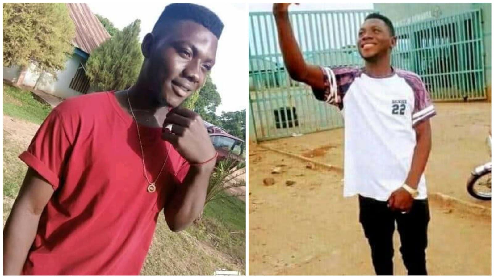 Nasarawa footballer Jonah dies on field
