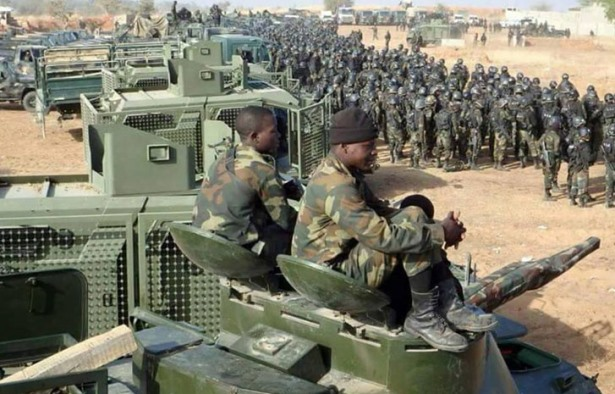 Nigerian Army promises to treat injured personnel