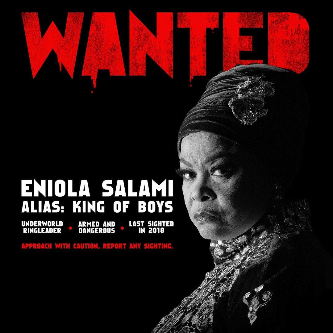 "LABURU: Kemi Adetiba finally unveils ""King of Boys 2"""