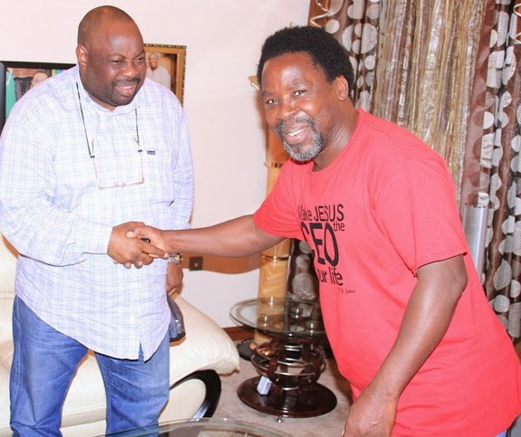 We need a good woman such as late TB Joshua's wife, Evelyn - Dele Momodu