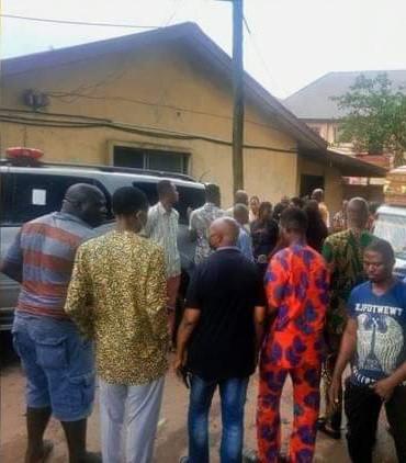 7 family members die after eating suya in Abia state
