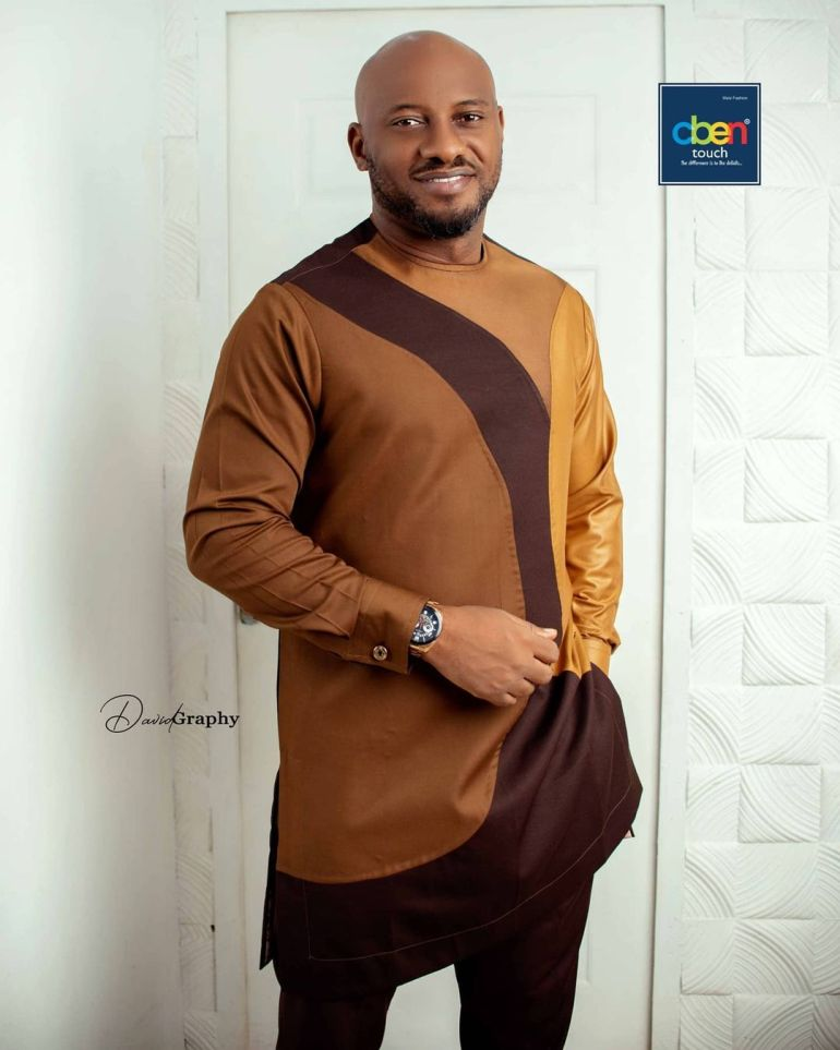Nollywood actor, Yul Edochie display rap skills as he considers rapping as a second career option
