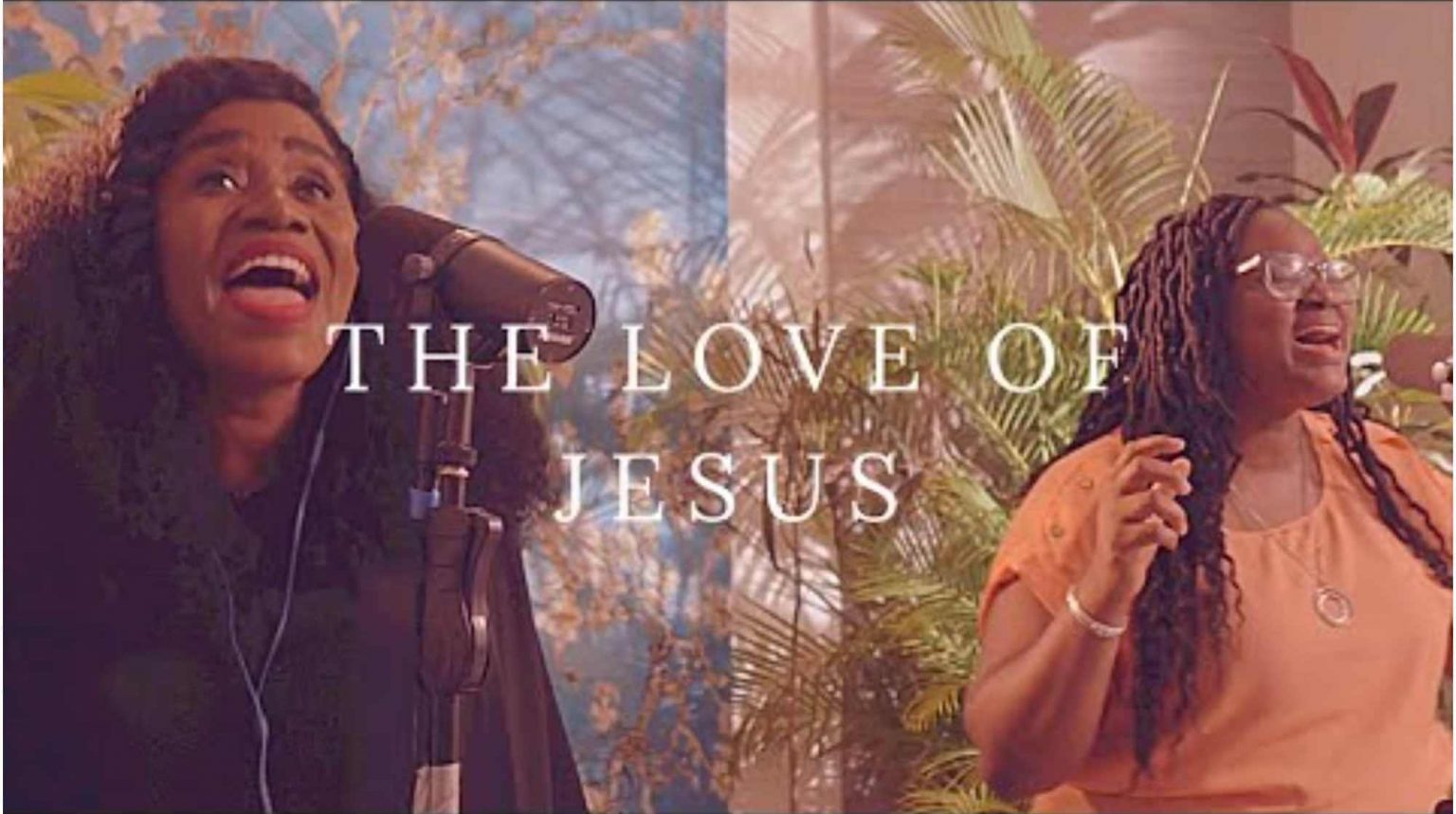The Love of Jesus – TY Bello and Tomi Favored Spontaneous Worship-TopNaija.ng