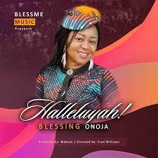 Halleluyah – Blessing Onoja-TopNaija.ng